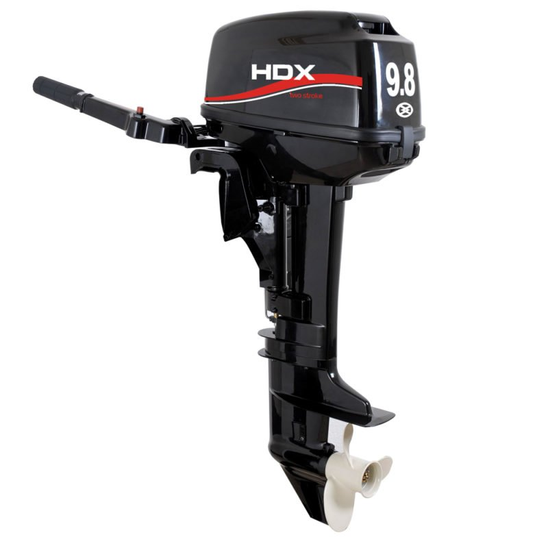 Лодочный мотор HDX T 9.8 BMS 2-х тактный