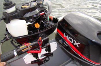 Лодочный мотор HDX T 5 BMS 2-х тактный
