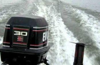 Лодочный мотор Evinrude 30 2-х тактный