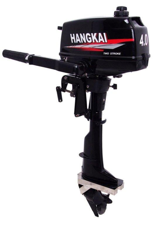 Лодочный мотор Hangkai 4.0 л.с.