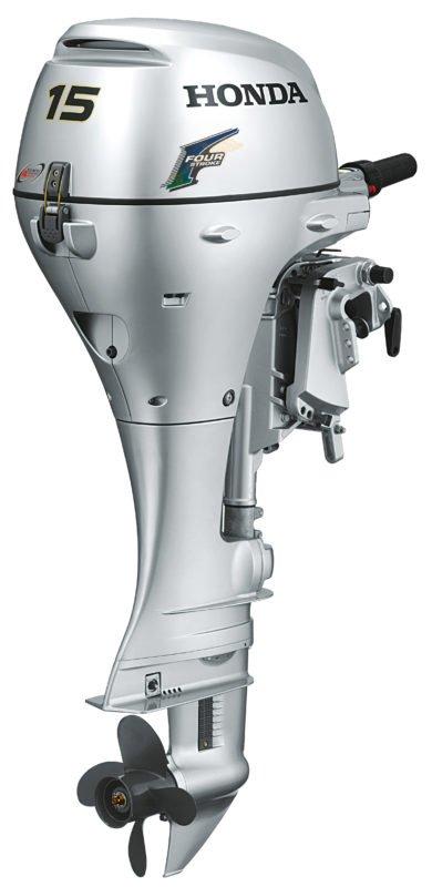Лодочный мотор Honda 15 л.с. 4-х тактный