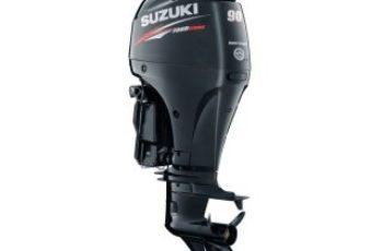 Лодочный мотор Suzuki DF 90 л.с. 4-х тактный