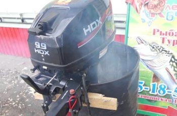Лодочный мотор HDX T 9.9 BMS 2-х тактный