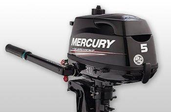 Лодочный мотор Mercury ME F 5 M 4-х тактный