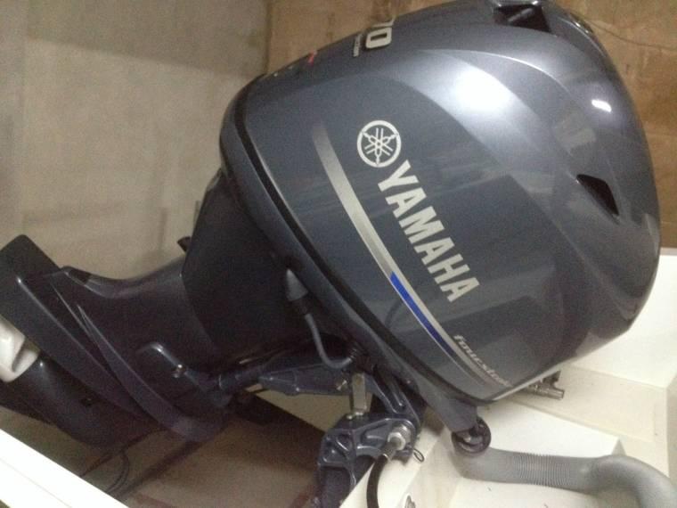 Лодочный мотор Yamaha F70AETL 4-х тактный