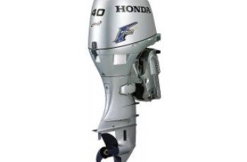 Лодочный мотор Honda BF 40 SRTU 4-х тактный