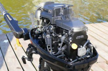 Лодочный мотор Parsun T 15 BMS 2-х тактный