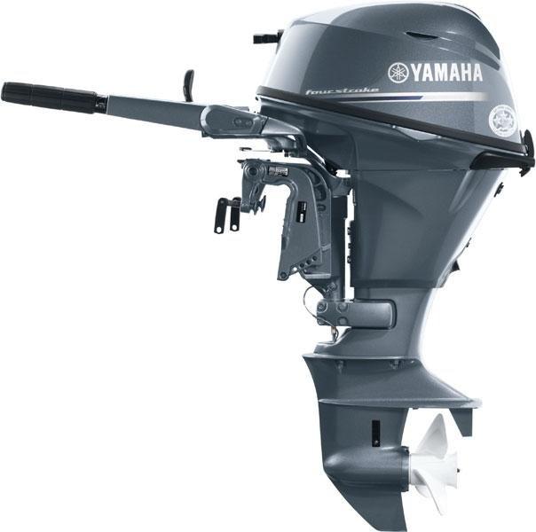 Лодочный мотор Yamaha 20 л.с. 4-х тактный
