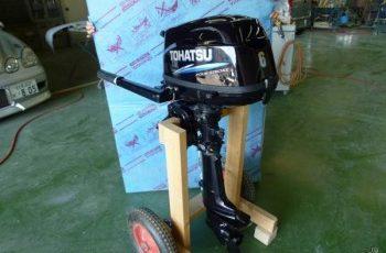 Лодочный мотор Tohatsu 6 л.с. 2-х тактный