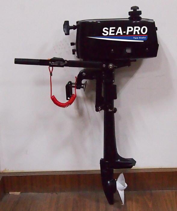 Лодочный мотор Sea Pro T 2.5 S