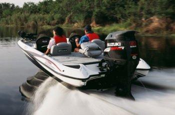 Лодочный мотор Suzuki DF 150 л.с. 4-х тактный