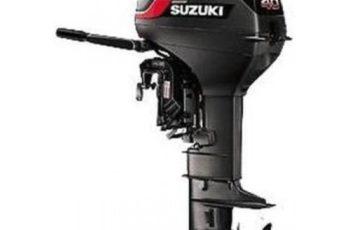 Лодочный мотор Suzuki DT 40 л.с. 2-х тактный