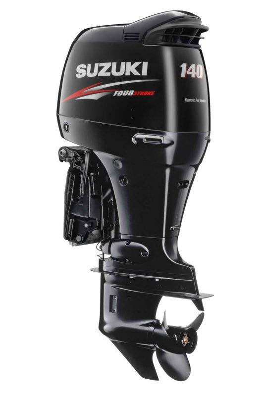Лодочный мотор Suzuki DF 140 л.с. 4-х тактный