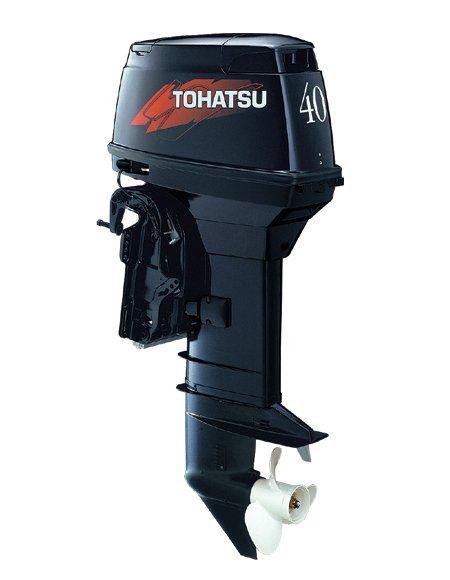 Лодочный мотор Tohatsu 40 л.с. 2-х тактный