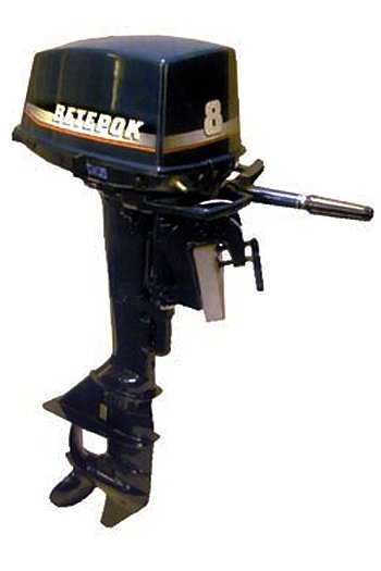 Лодочный мотор Ветерок 8