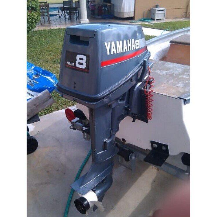Лодочный мотор Yamaha 8 CMHS 2-х тактный