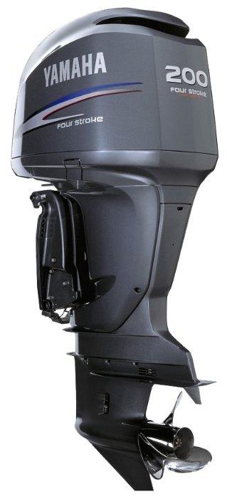Лодочный мотор Yamaha 200 л.с. 4-х тактный